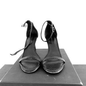 Banana Republic strappy heeled sandals